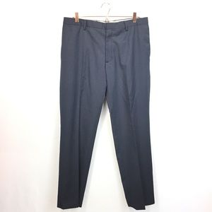 Banana Republic 34x32 Dress Pants Navy Blue